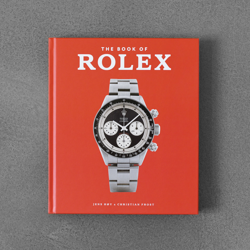 The Book of Rolex - Jens Høy & Christian Frost