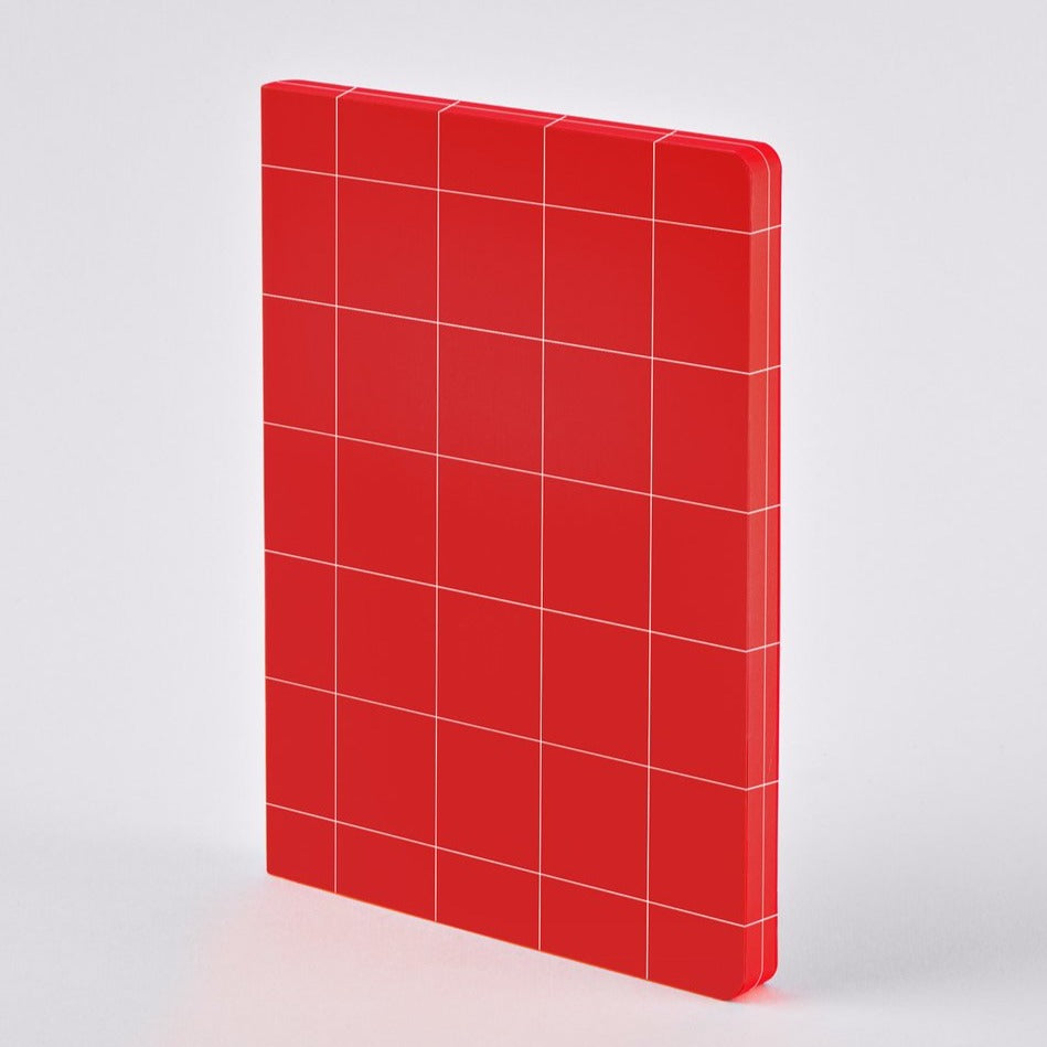 Nuuna : Break the Grid  L Light Red