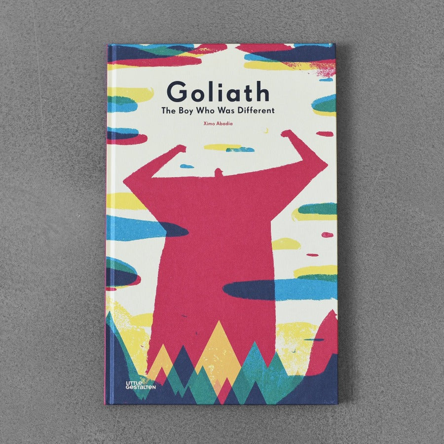 Goliath: The Boy Who Ways Different - Ximo Abadia