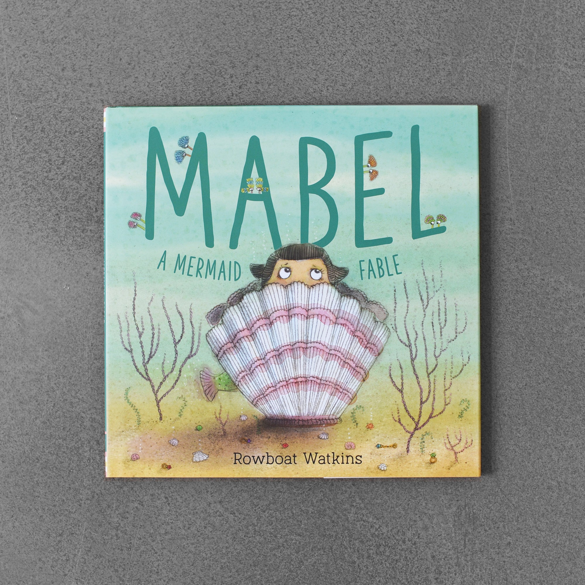 Mabel: A Mermaid Fable - Rowboat Watkins