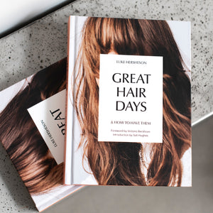Great Hair Days & How to Have Them - Luke Hersheson