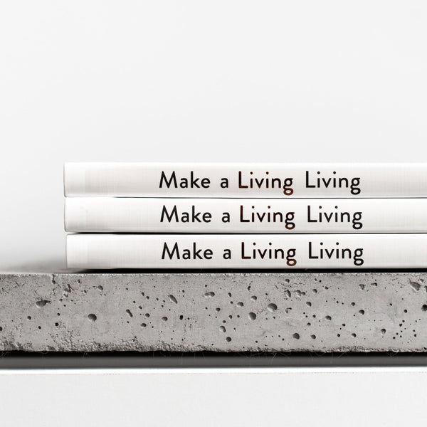 Make a Living Living: Be Successful Doing What You Love - Nina Karnikowski