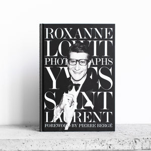 Yves Saint Laurent Photographs - Roxanne Lowit
