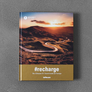 #recharge The Ultimate EV Travel Guide for Europe