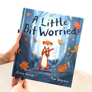A Little Bit Worried - Giara Gavin, Tim Warnes