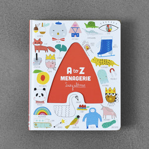 A to Z Menagerie - Suzy Ultman