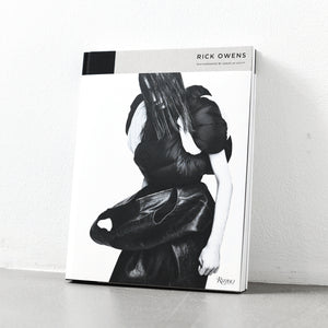 Rick Owens Fashion: Photographed by Danielle Levitt