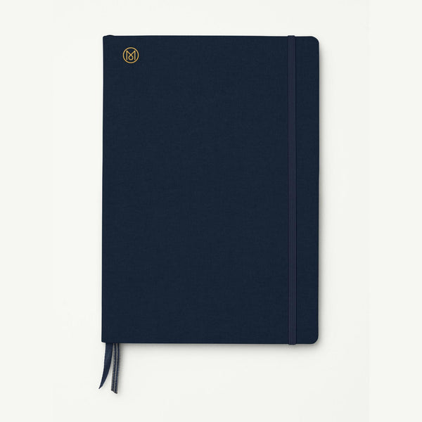 Monocle Hardcover Notebook B5 - Navy