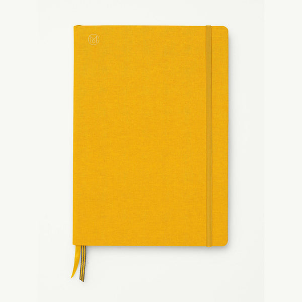 Monocle Hardcover Notebook B5 - Yellow