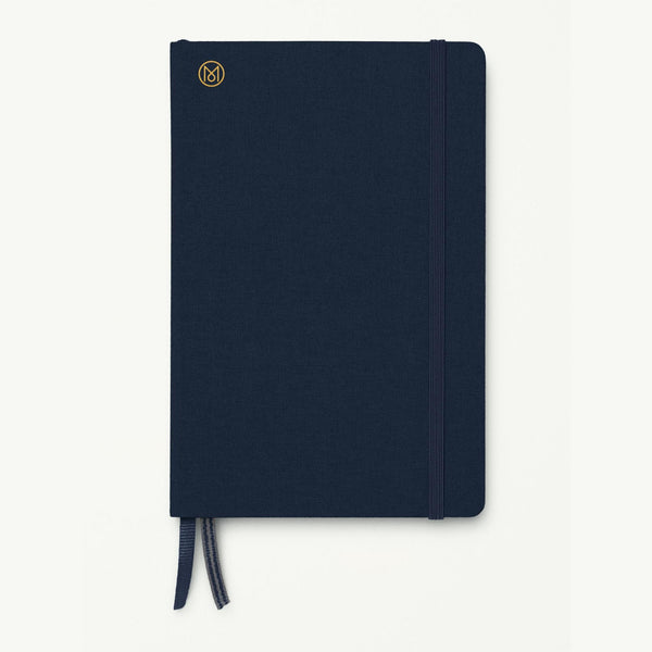 Monocle Hardcover Notebook B6 - Navy