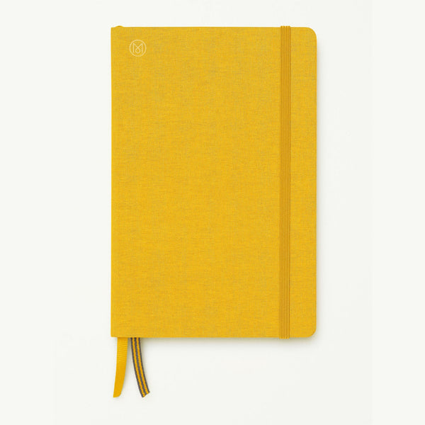 Monocle Hardcover Notebook B6 - Yelow