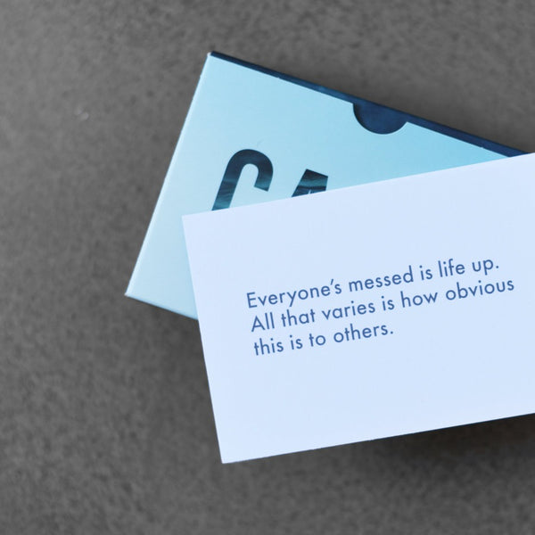 Calm Cards for Serenity