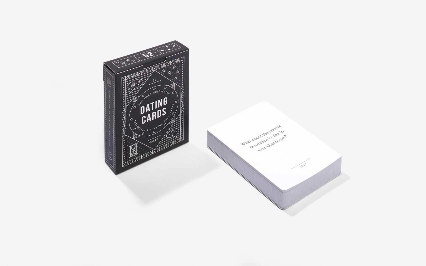 Dating Cards: For More Productive Insightful & Playful Encounters