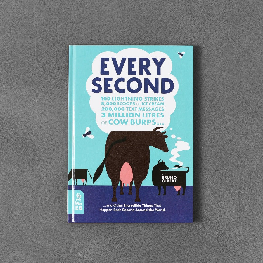 Every Second - Bruno Gibert