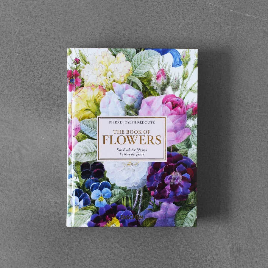40 The Book of Flowers - Pierre-Joseph Redouté