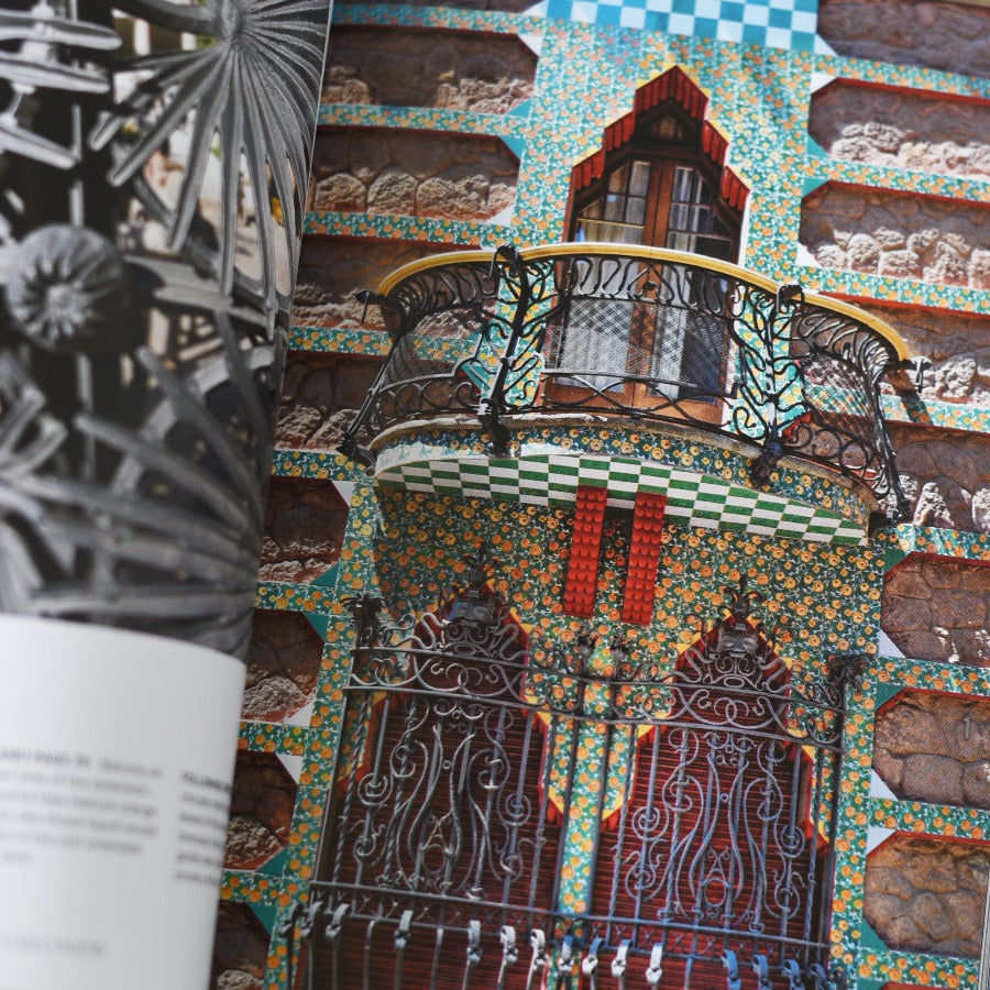 40 Gaudí: The Complete Works - Rainer Zerbst