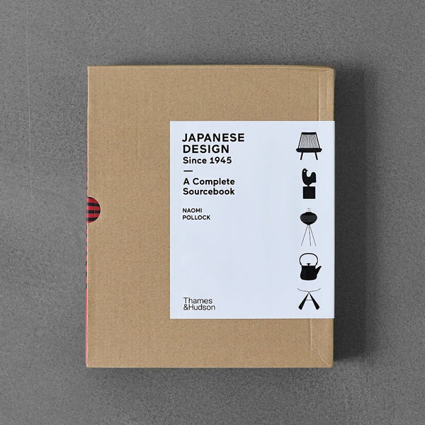 Japanese Design since 1945: A Complete Sourcebook - Naomi Pollock