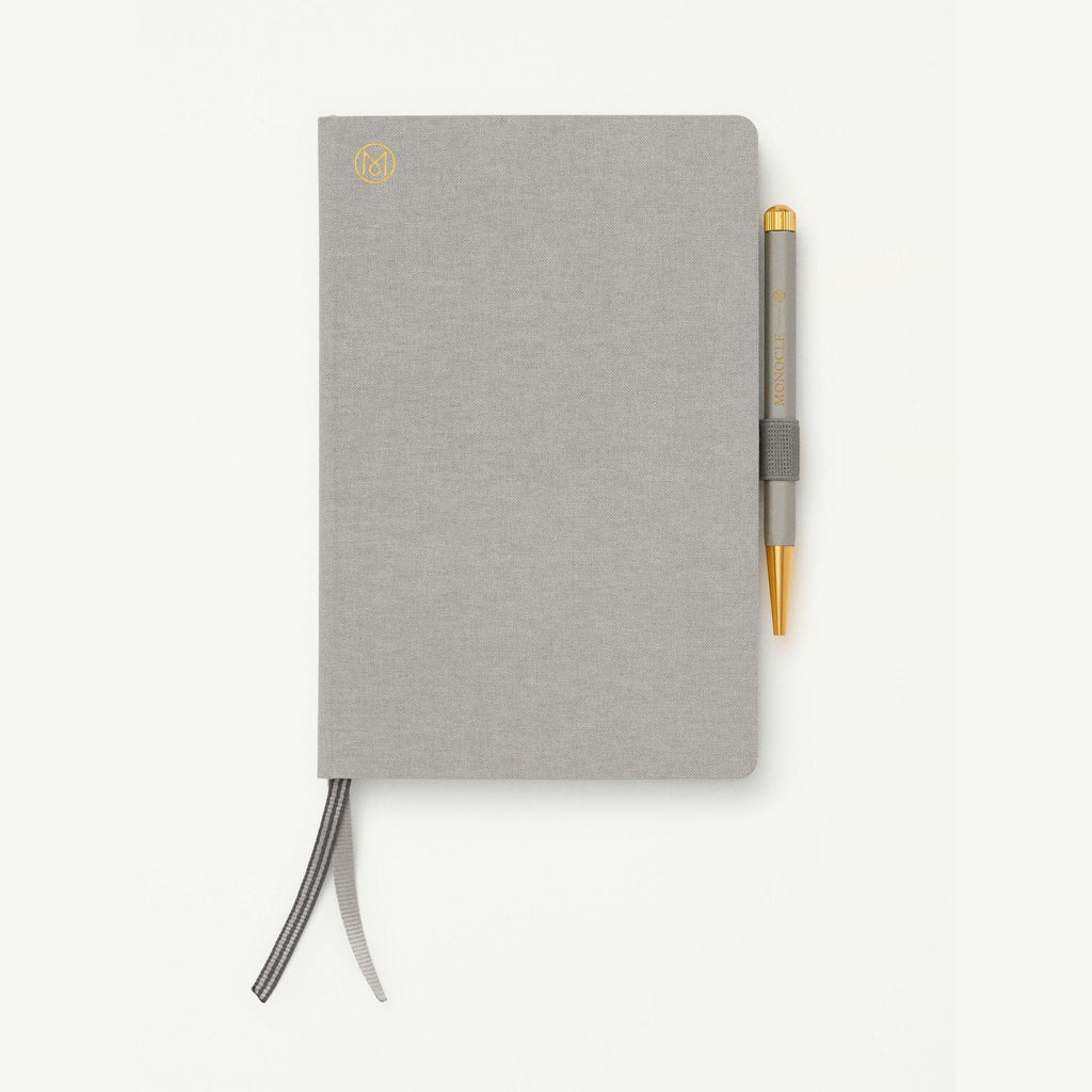 Monocle Pen Loop - Grey