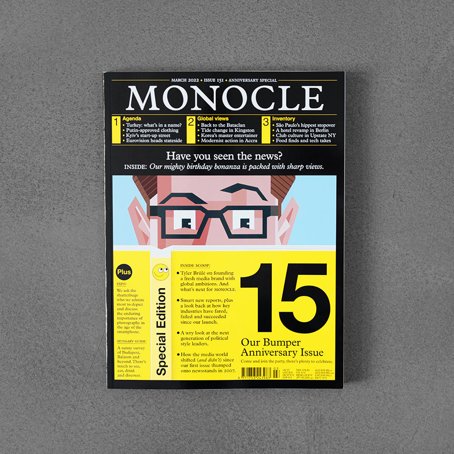 Monocle Issue 136 September 2020