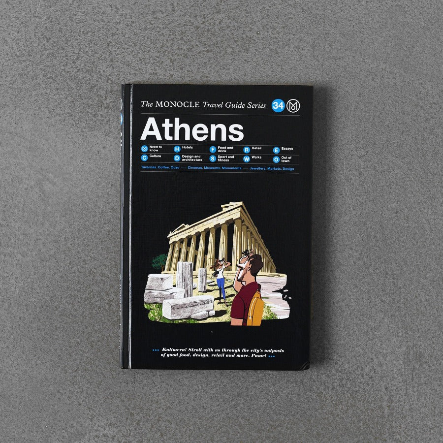 The Monocle Travel Guide Series Athens