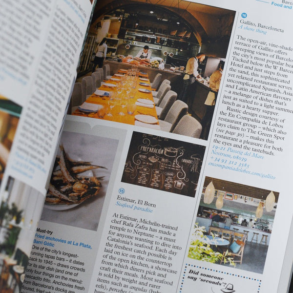 The Monocle Travel Guide Series Barcelona