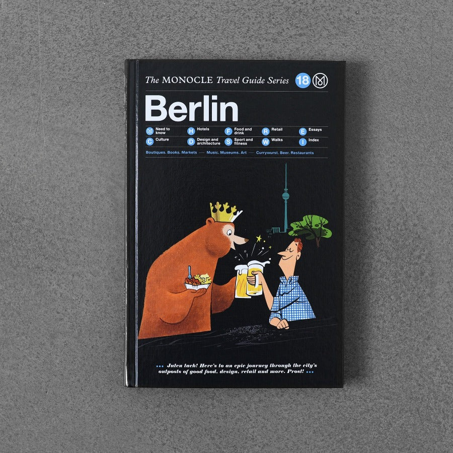The Monocle Travel Guide Series Berlin