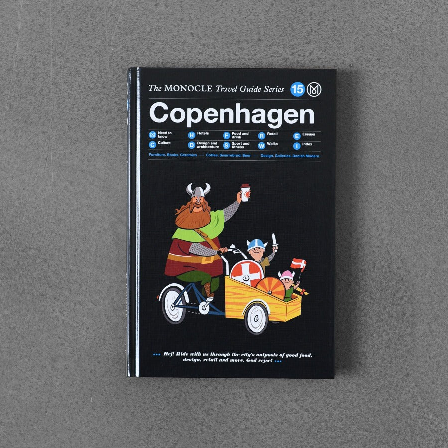 The Monocle Travel Guide Series Copenhagen