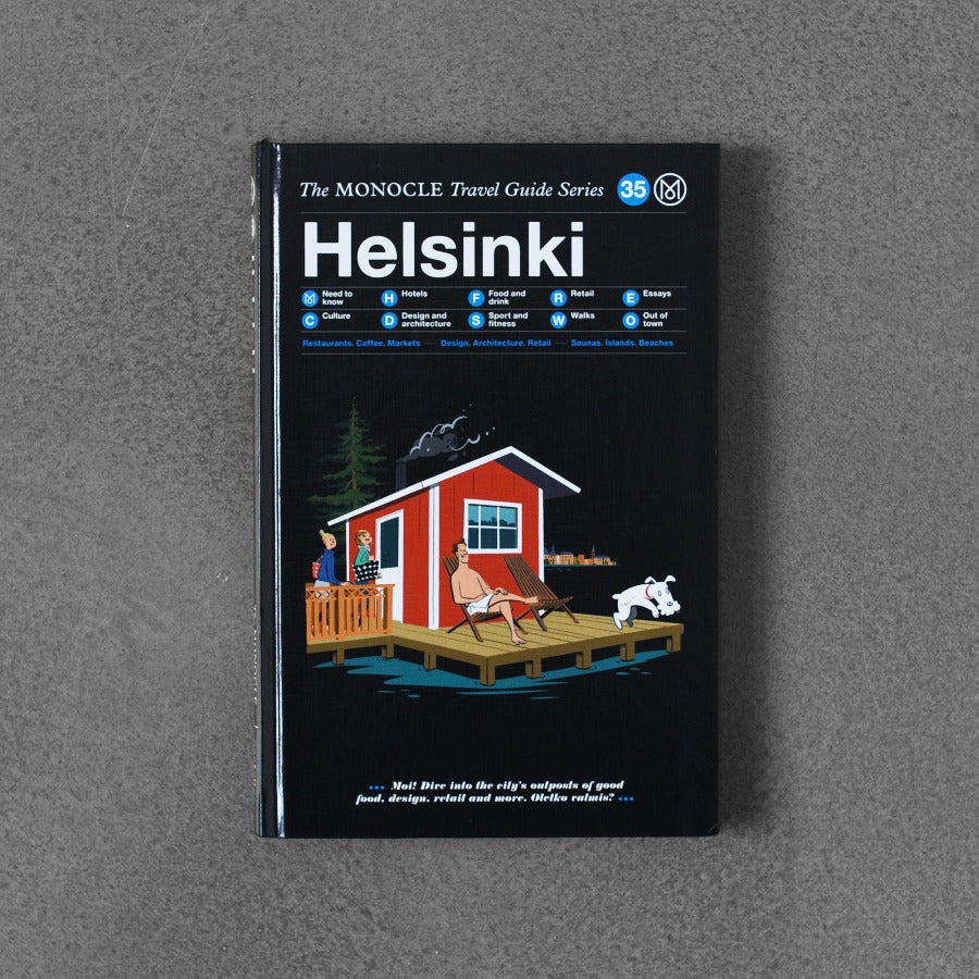 The Monocle Travel Guide Series Helsinki