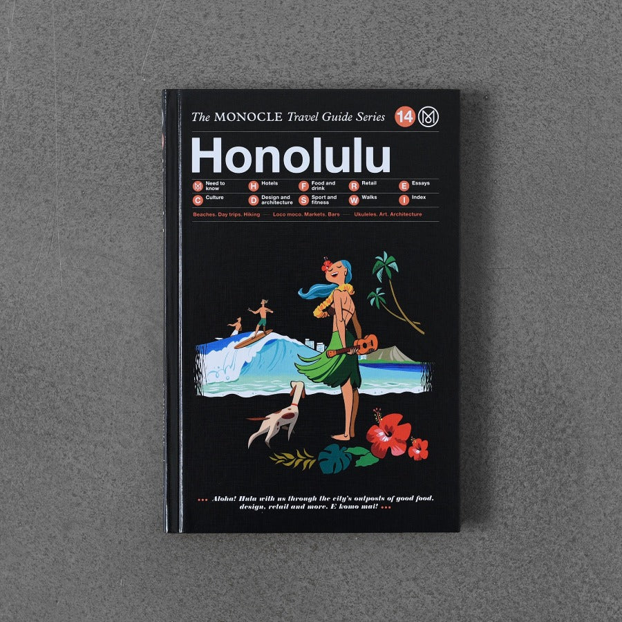 The Monocle Travel Guide Series Honolulu