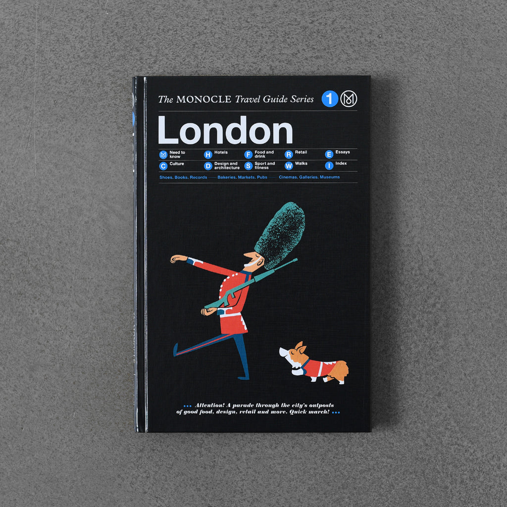 The Monocle Travel Guide Series London