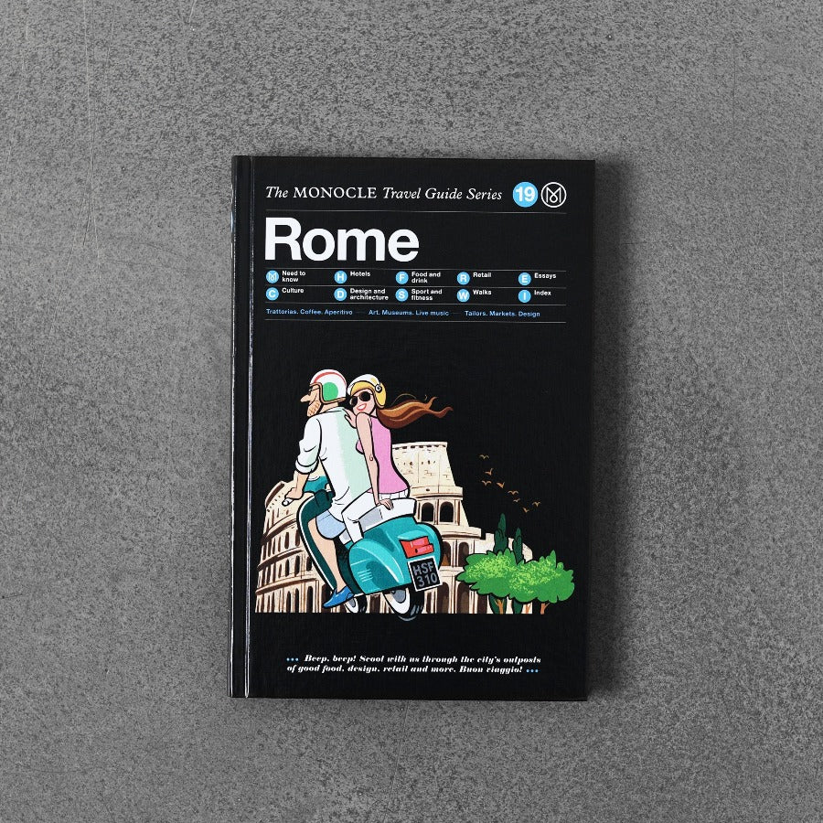 The Monocle Travel Guide Series Rome
