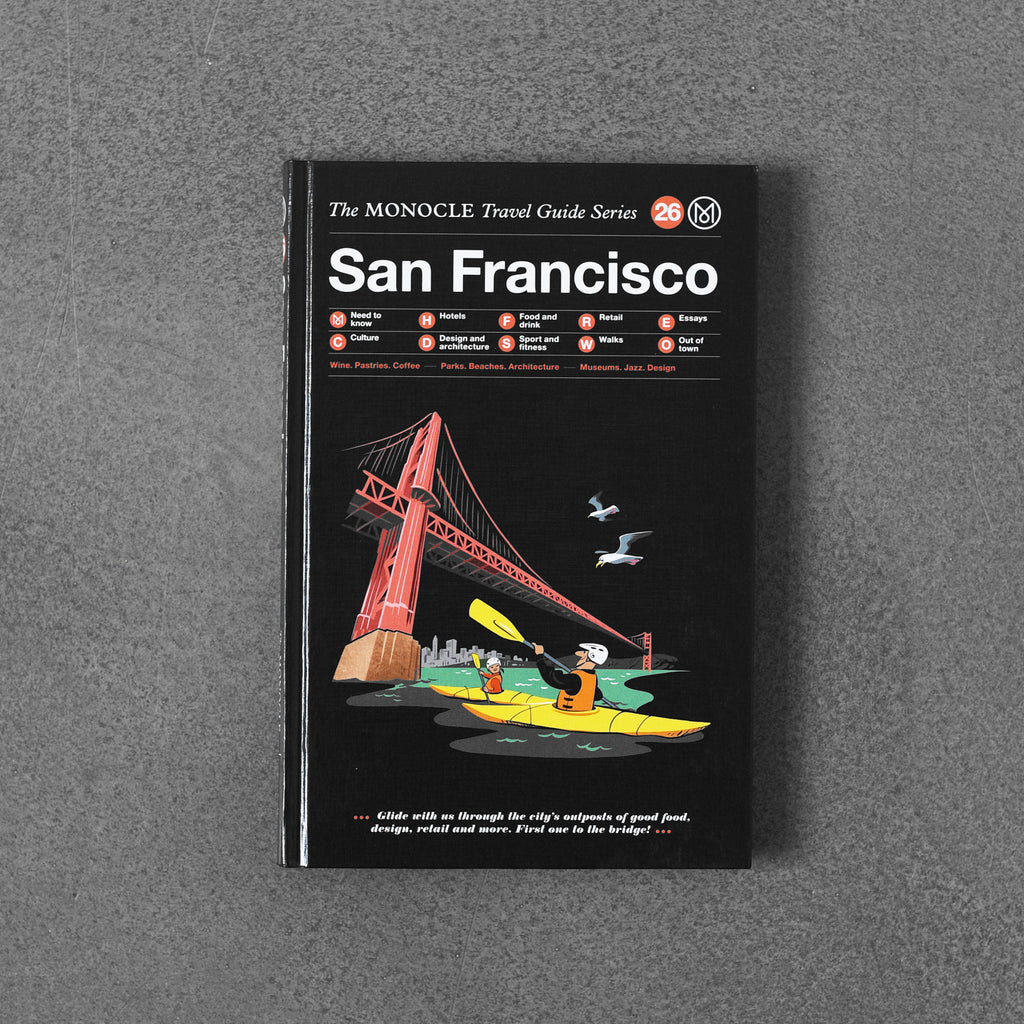 The Monocle Travel Guide Series: San Francisco