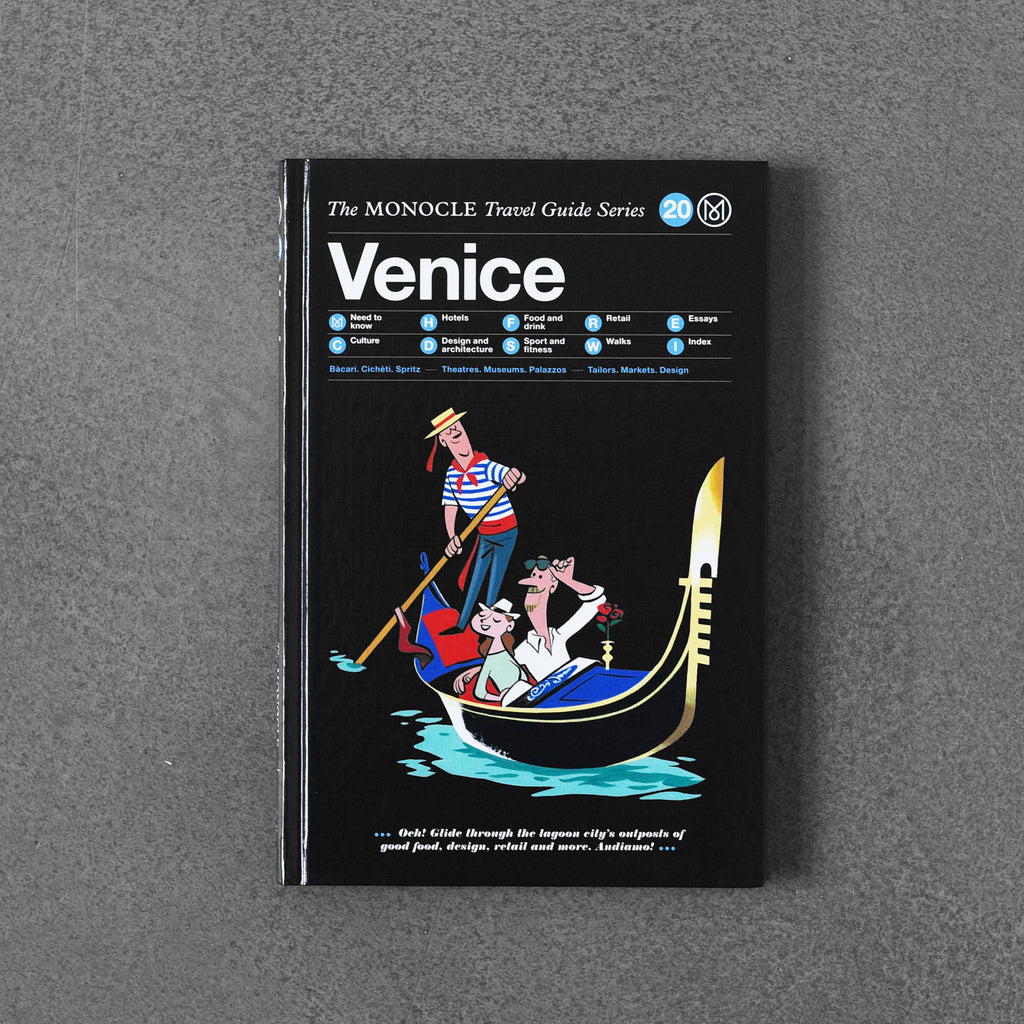 The Monocle Travel Guide Series Venice