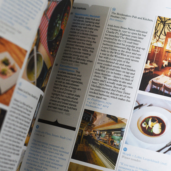 The Monocle Travel Guide Series Vienna