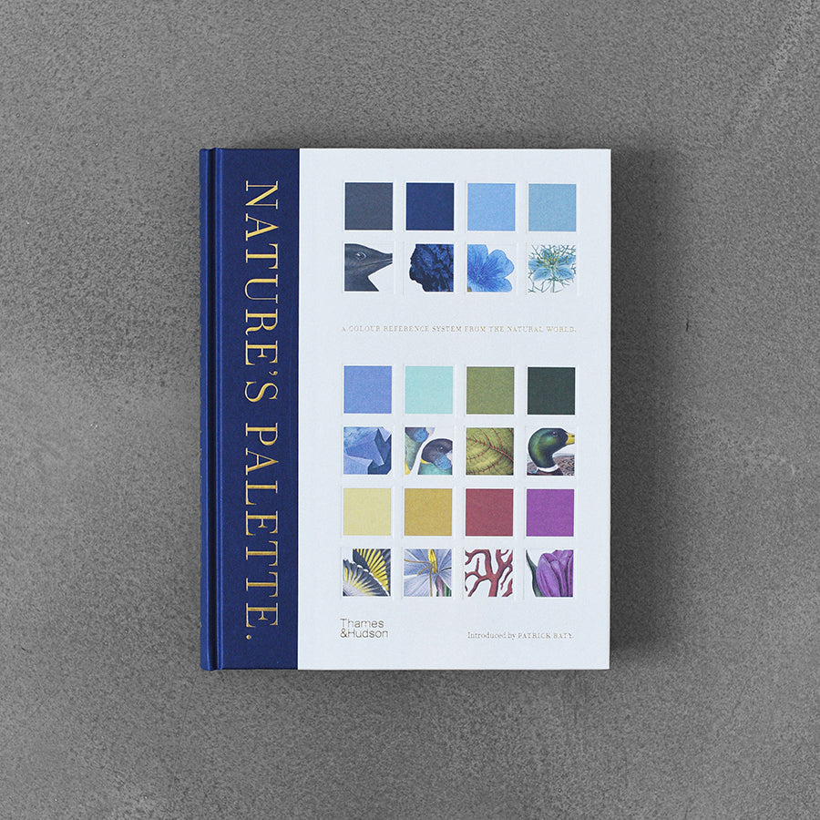 Nature's Palette : A colour reference system from the natural world
