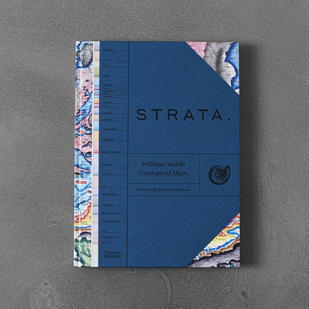 Strata. William Smith's Geological Maps.