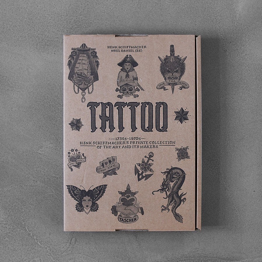 "TATTOO. 1730s-1970s. Henk Schiffmacher""s Private Collection"