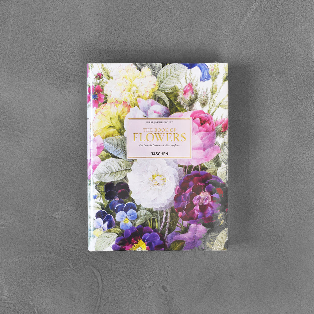 Redouté: The Book of Flowers