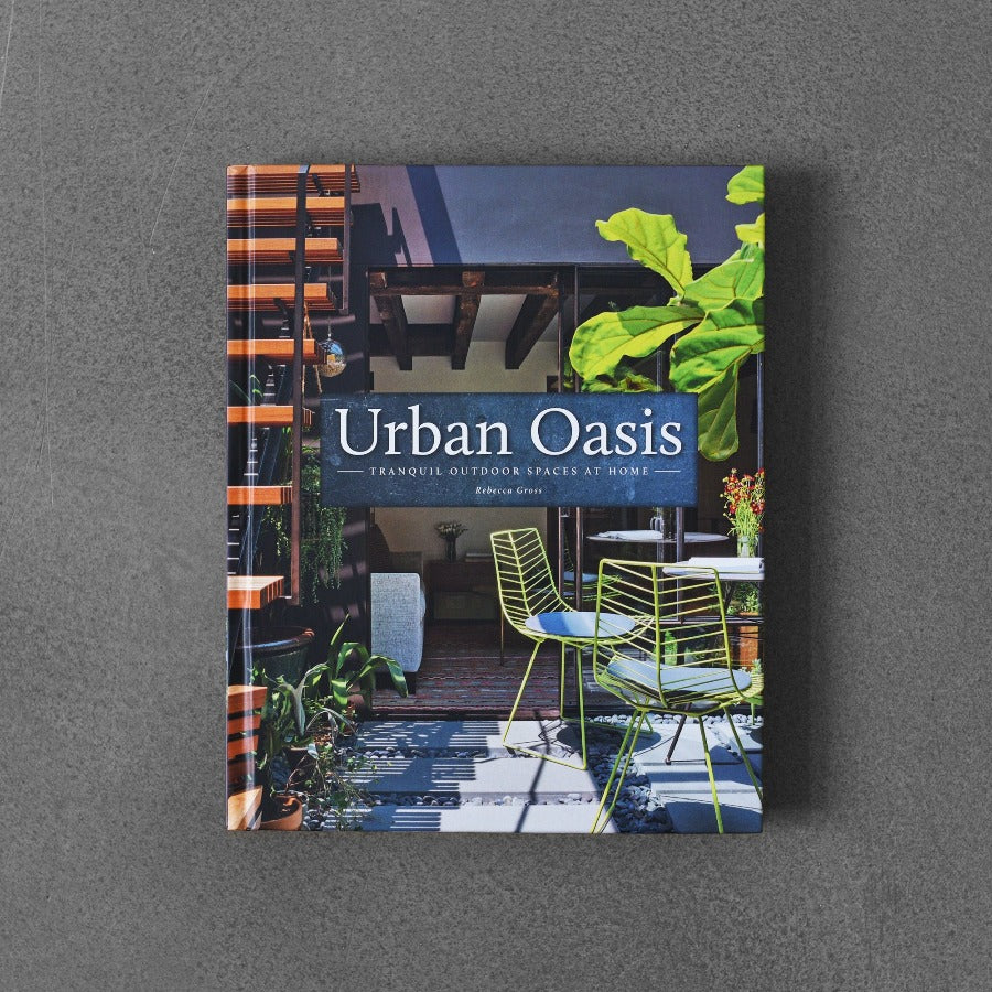 Urban Oasis: Tranquil Outdoor Spaces