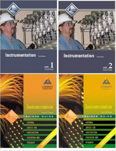 NCCER INSTRUMENTATION BUNDLE