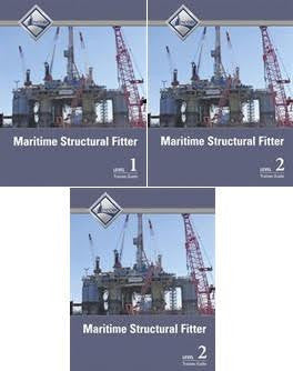 NCCER MARITIME STRUCTURAL FITTER BUNDLE