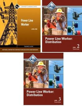 NCCER POWER LINE WORKER: DISTRIBUTION BUNDLE