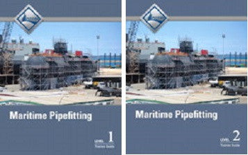 NCCER MARITIME PIPEFITTING BUNDLE