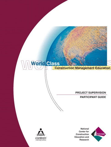 NCCER Project Supervision Participant Guide
