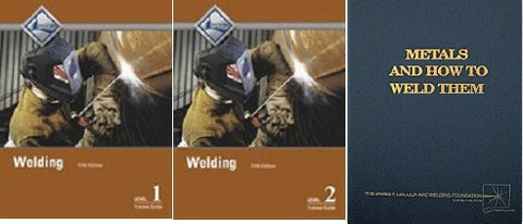 NCCER WELDING BUNDLE