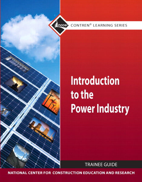 NCCER Introduction to Power Industry Trainee Gd