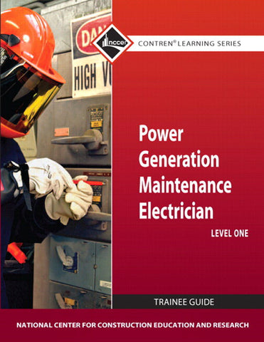NCCER Power Generation Maintenance Electrician Level 1
