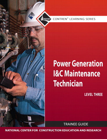 NCCER Power Gen I & C Maint Tech Lev 3 TG