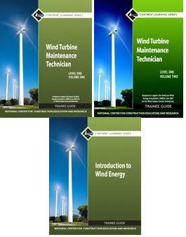 NCCER WIND ENERGY BUNDLE