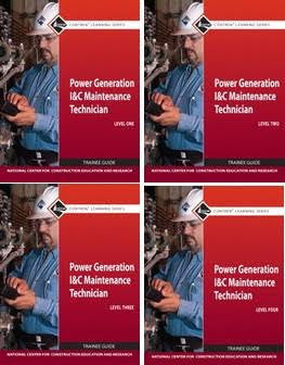 NCCER POWER GENERATION I&C MAINTENANCE TECHNICIAN BUNDLE
